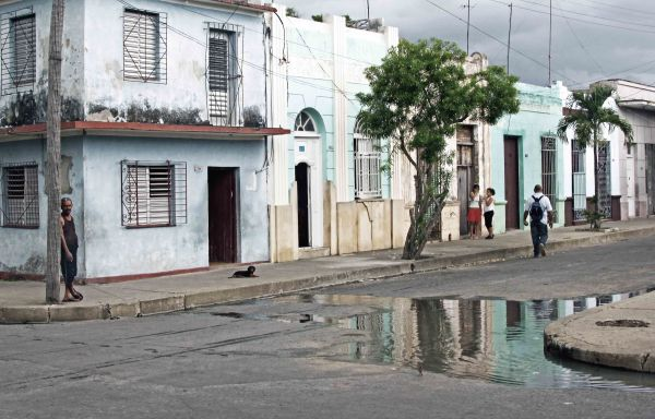 Cuban streetb
