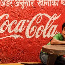 coca cola boy